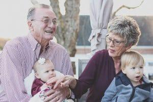 Erbrecht zwischen Großeltern und ihren Enkeln